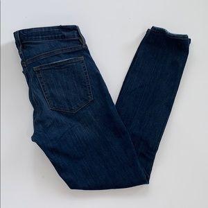 LOFT Distressed Jeans Size 4